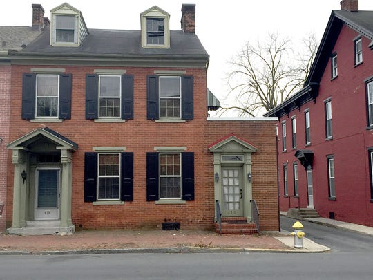 Lebanon County Mental Health/Intellectual Disabilities/Early Intervention is purchasing this house at 418 Cumberland St., Lebanon, for its new mental health residential program.