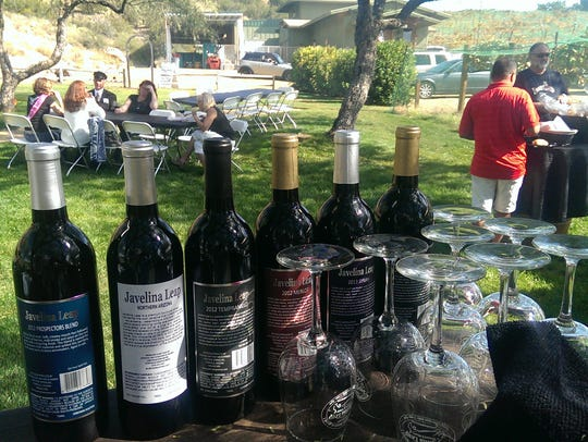 Javelina Leap Winery | Javelina Leap is a family-owned
