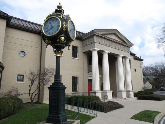 The National Watch and Clock Museum in Columbia has