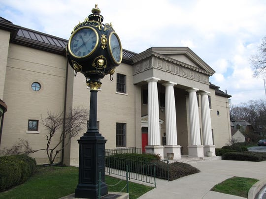 The National Watch and Clock Museum in Columbia has America's largest timekeeping collection.