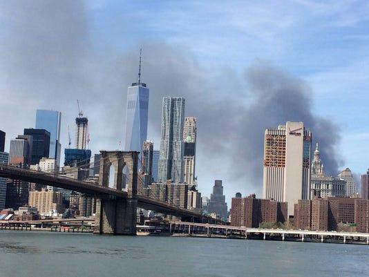 EPA USA NEW JERSEY FIRE DIS FIRE USA