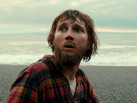 "Paul Dano is Hank in ""Swiss Army Man."""