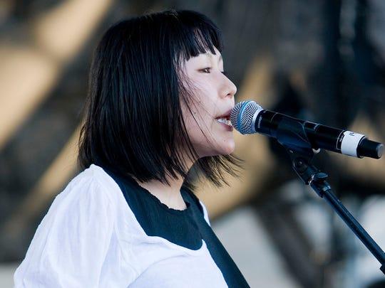 Satomi Matsuzaki will perform with Deerhoof on Aug. 8 at the Hi-Fi.