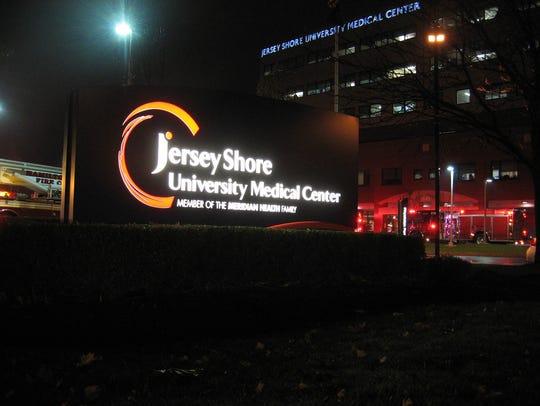 Jersey Shore University Medical Center in Neptune.