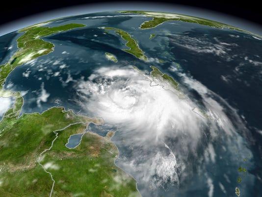 Tropical Storm Dennis