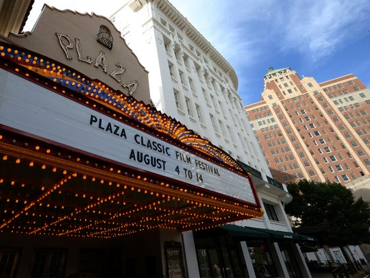 The Plaza Theatre Downtown will be the site of the