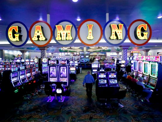 Changes will come to the Tioga Downs gaming floor after