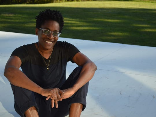 Jacqueline Woodson will appear on Sept. 29 at DePauw University.