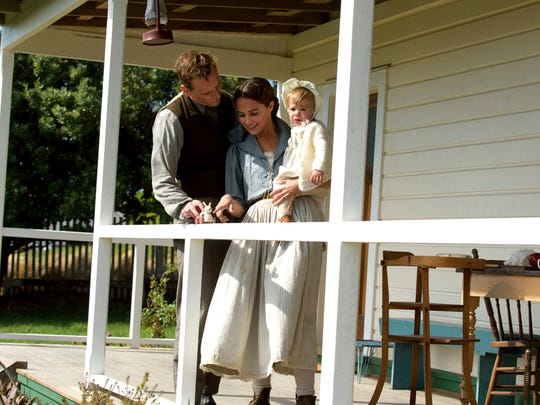 """A family finds its happiness threatened in """"The Light Between Oceans."""""""