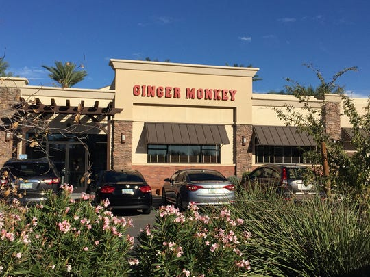 Ginger Monkey Tavern in downtown Chandler.