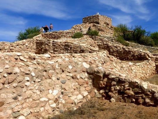 Castillo de Montezuma