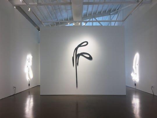 Hans Schmitt-Matzen, installation view.
