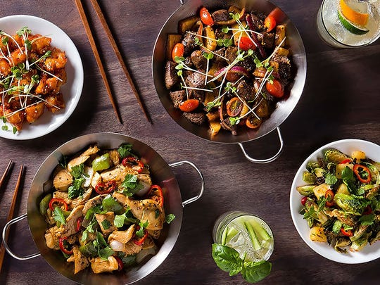 P.F. Chang's popular wok dishes and from-scratch sauces