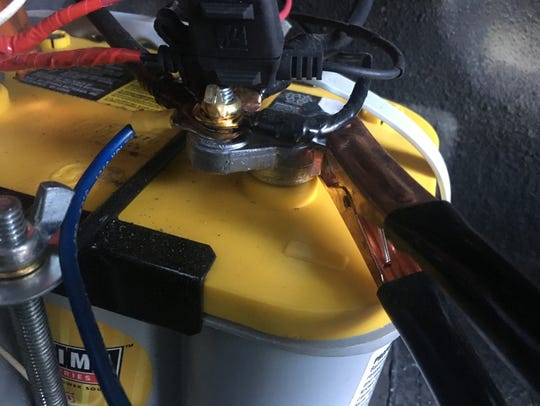 Optima Yellow Top battery cost $212.