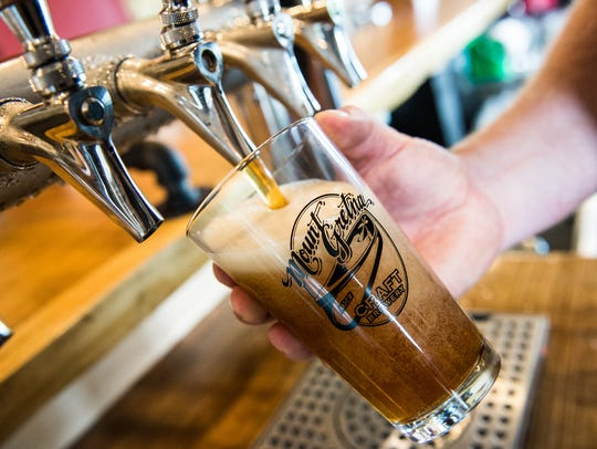 Mount Gretna Craft Brewery brewed a special beer with