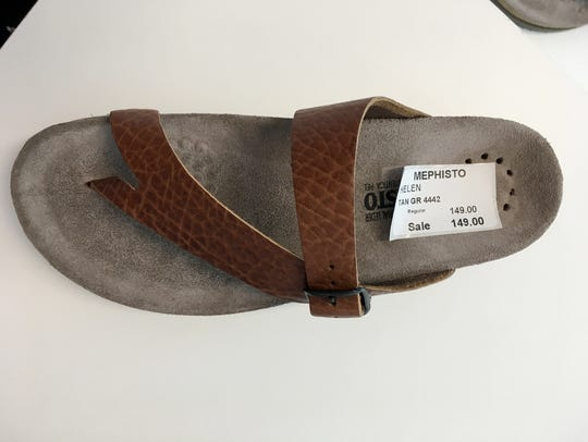 There are a few full priced shoes like this popular