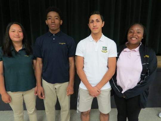 Student news: Gateway Y in Rahway and school work together on arts