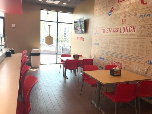 Domino S Pizza Theater Opens In North Scottsdale