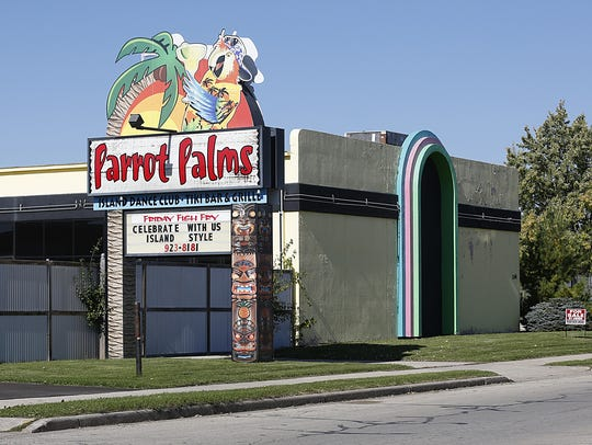 Parrot Palms building for sale at 248 north Hickory