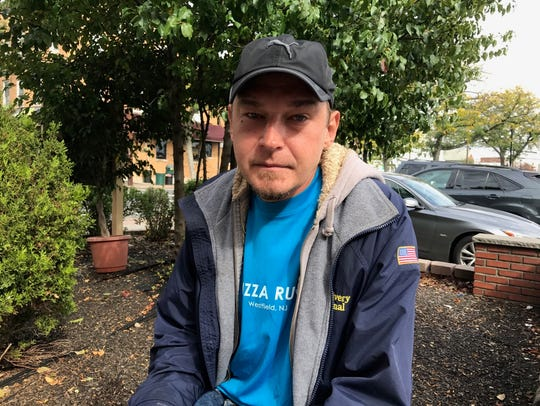 Clifton's Derrick Kot, 39, says he is currently homeless.