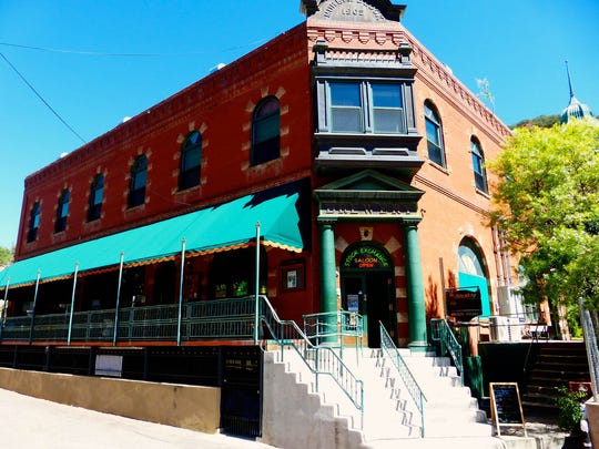 The saloons on Brewery Gulch in Bisbee are just one