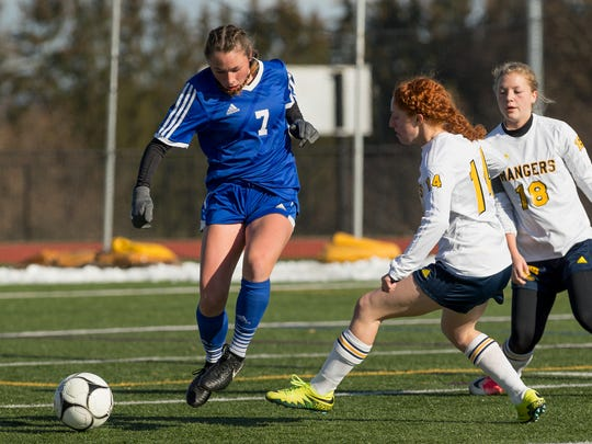 Pearl River and Spencerport ended in a 2-2 tie after
