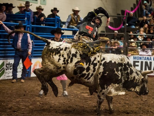 39th Annual Montana Pro Rodeo Circuit Finals