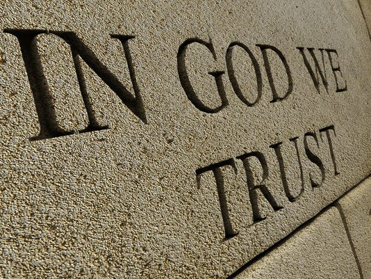 #stock In God We Trust