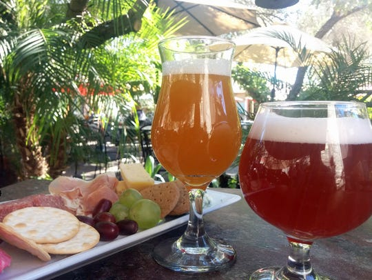 Perch Brewery in Chandler showcases Sage Thyme English
