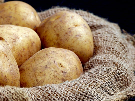 Although potatoes, its signature crop, are a classic