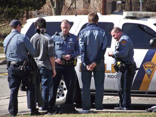 Ridgewood arrest