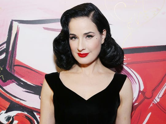 Dita Von Teese will perform May 19 at Old National Centre.
