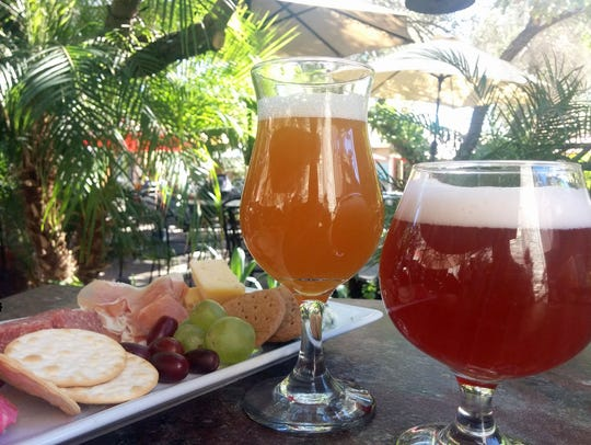 There's a large, inviting courtyard and seats on the rooftop patio for watching the sunset at The Perch near historic downtown Chandler. Plus, there are lots of bright tropical rescue birds to scope out.