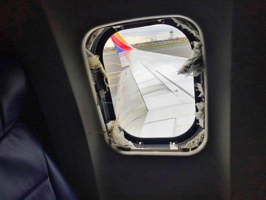 southwest flight disaster