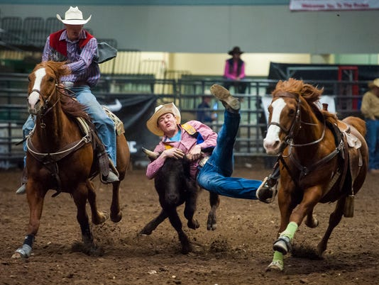 College Rodeo Finals