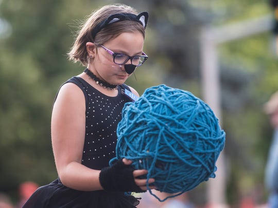 The 84th Annual Pet and Doll Parade down Central Avenue Thursday.