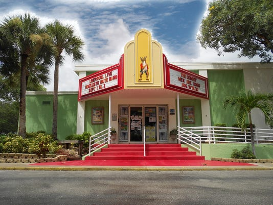 Cultural Park Theater in Cape Coral