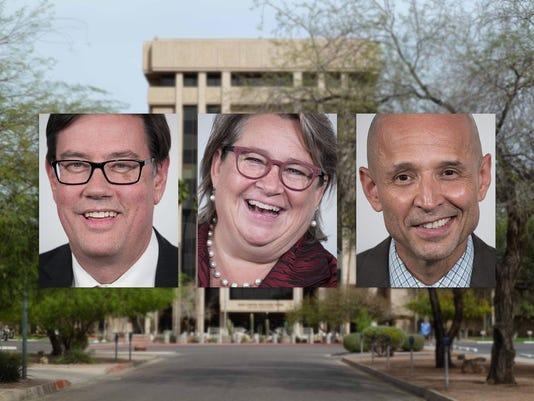 arizona governor's race democratic candidates