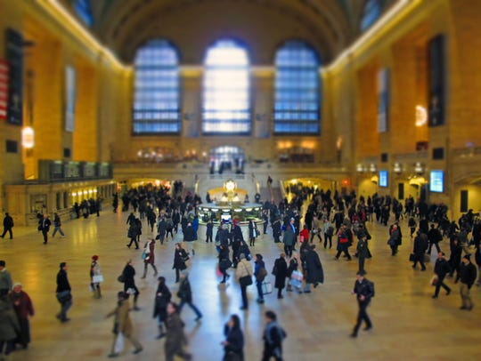 Grand Central Terminal and its 1920s art school is