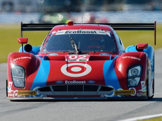 Motorsports: Rolex 24-Practice