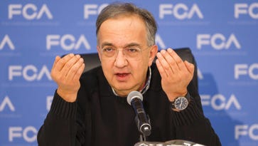 FCA's Sergio Marchionne was critical of General Motors' decision to sell its European brands.