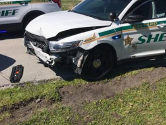 A carjacking in Palm City on Saturday, April 28, 2018,