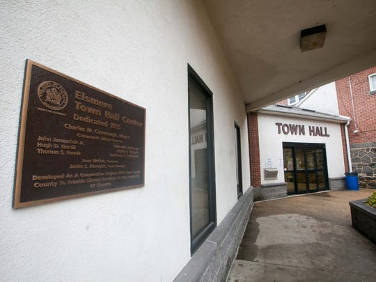 Elsmere along with other towns and cities are banning firearms in public buildings.