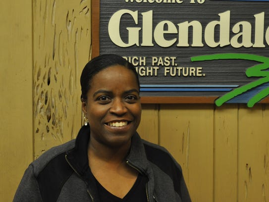 Tomika Vukovic, candidate for Glendale's first aldermanic