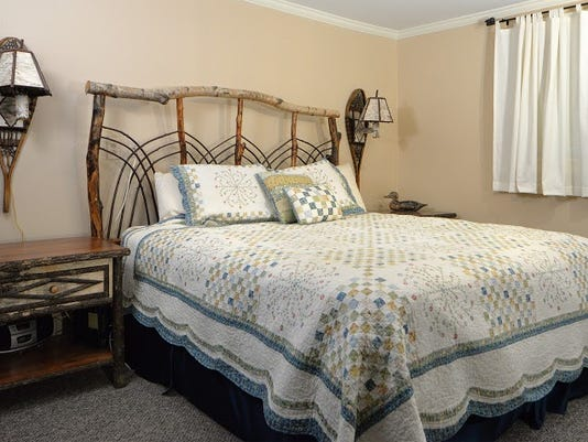HD - Bristol Mountainside Bed and Breakfast - Conesus Room including Private.jpg