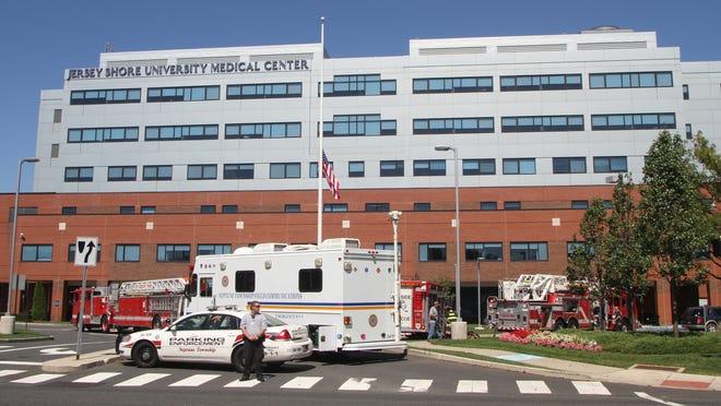 Jersey Shore University Medical Center in Neptune as seen in 2011.