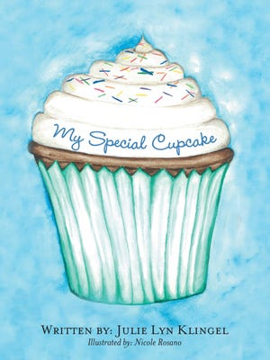 She hopes her first children's book, My Special Cupcake, will help kids with food sensitivities develop a positive outlook about it.