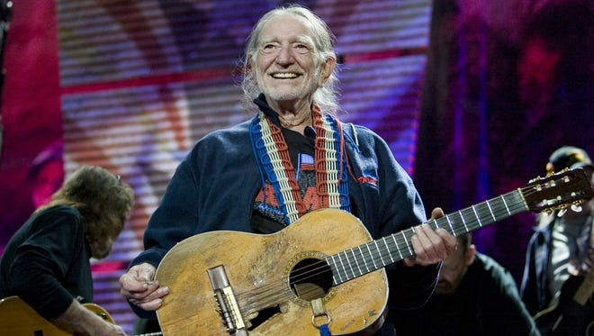 Willie Nelson (seen here at Farm Aid in 2006) plays the Stone Pony in September.
