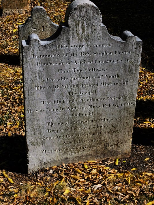 foster tombstone