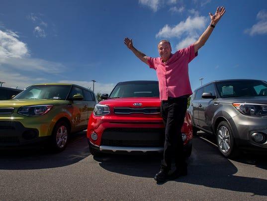Fuccillo Kia Cape Coral >> Billy Fuccillo Automotive Group New York: Billy Fuccillo launches search for 'next Caroline' Kia ...